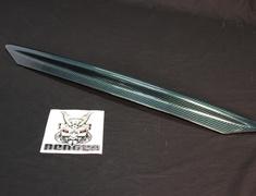 BNR34 - Twill Weave Carbon Fibre Sapphire Finisher