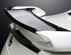 GT-R - R35 - Material: Twill Weave Dry Carbon - Colour: Matte Finish Black - R35-CFRP-MATTE