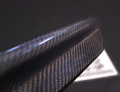 Skyline - R34 GTR - BNR34 - Nissan - Skyline - BNR34 - Twill Weave Carbon Fibre Black (Not Sapphire Finisher) - BNR34 CFRP Black