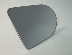Universal - Ganador - Super Mirror Lens Clear - Right