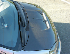 C-One - Carbon Fibre Bonnet