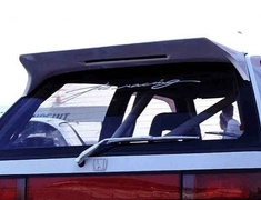 Civic - EF9 - Rear Spoiler - AR-H2