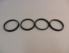 Universal - Plastic - Inner Diameter 67mm Outside diameter 73mm - PL 67-73mm (HUB67)