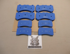 RCP117 + RCP118 Nissan - GTR - R35 - Front & Rear Pads