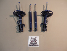 Estima - ACR50W - MS260-28011 - Shock Absorber Set - Toyota Estima - ACR50W 2.4L (FWD)