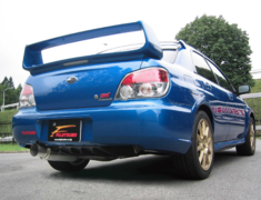 Impreza WRX STI - GDB - Pieces: 1 - Pipe Size: 80mm - Tail Size: 112mm - 480-63051