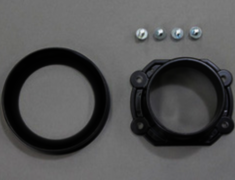 Universal - Universal Attachment Set - Size: C3/C4 - 80mm - 26165