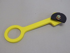 KF-D2-R Honda - Civic - Type R - FD2-R - Rear Tow Hook (Yellow)