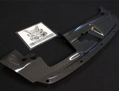S2000 - AP1 - Pre-cut for intake duct - CCP-S1-C