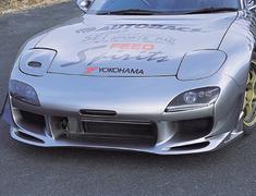 Fujita Engineering - AFFLUX Front Bumper - Version 2 Type R