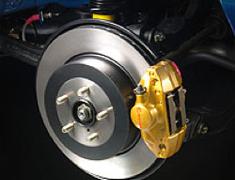 STI - Brembo Brake Kit