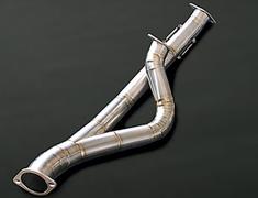 Sun Line Racing - GTspec Front Pipe - Titanium