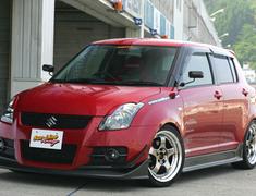 Sun Line Racing - SL-R Sport Aero Kit - Suzuki Swift