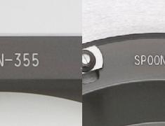 Spoon - 355 Brake Kit