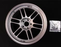 """- Colour: Silver - Size: 18"""" - Width: 9.5J - Hole: 5H-114.3 - Offset: +15 - RPF1"""