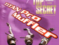 Top Secret - Titan Pro