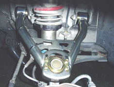 Technica Sports - Front Negative A-Arm - S2000