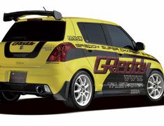 Trust - Greddy - New Aero - Suzuki Swift