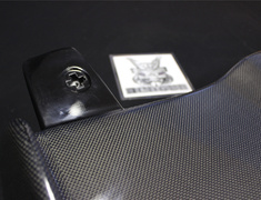 Swift Sport - ZC31S - New Rear Wing Spoiler - Construction: Carbon - 17071002