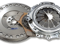 Toda - Clutch Kit + Ultra Light CrMo Flywheel - Metal
