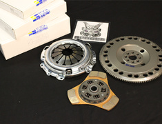 Toda - Clutch Kit + Ultra Light CrMo Flywheel