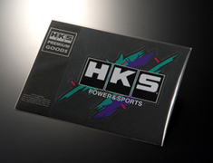 Universal - HKS STICKER SUPER RACING LARGE - Size: 150 x 140mm (mount 215 x 155mm) - Colour: - - 51003-AK127