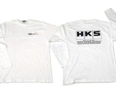 HKS - Long Sleeve T-Shirt 801