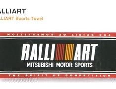 Ralliart - Sports Towels