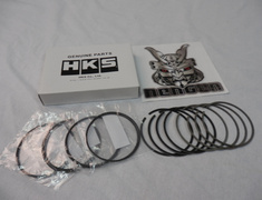 SR20DET - HKS Piston Kit 2103-RN024 2.0L Ni - Bore: 86mm - 21005-AN001