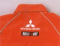 Ralliart - MITSUBIHI Pit Shirt(long-sleeve)