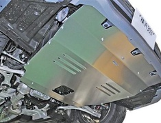WRX STI - VAB - Type: Under Panel & Side Panel Set - Material: Aluminum - S560240S