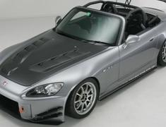 J's Racing - Aero Bonnet - Type V