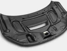 Civic Type R - FK8 - Material: Carbon - ABV-K8-CC