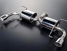 Atenza Wagon - GJ2FW - MGJ8Y10 - Mazda - Atenza - GJ2FW 60.5mm Pipe - 2 x 110 Tail