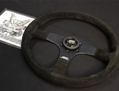 Honda - 53100-XG8-K1S0 - Steering wheel Racing III