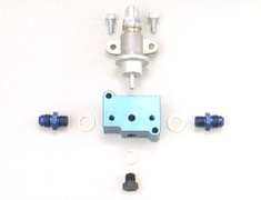 Mugen - Racing Fuel Pressure regulator