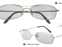 Ralliart - Driving Sunglass Titanium