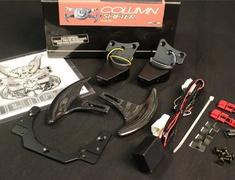 CPV35 Nissan - Skyline - CPV35 with OEM Steering wheel