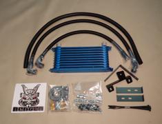 Suzuki - Swift - ZC31S/ZC21S - 10 Row -  Side of Radiator