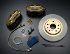 Greddy - 6POT Brake System