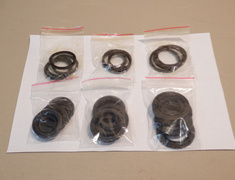 Skyline - R32 GTR - BNR32 - Caliper Seal Kits - 6 pot - Nissan - Skyline - R32 GTR - BNR32