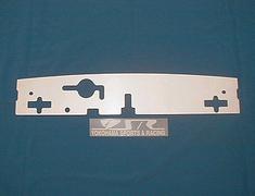 Abflug - Radiator Cooling Plate - Aluminium
