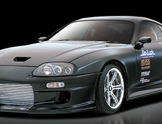 Do Luck - Aero Kit - Supra JZA80 Late Model
