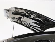 Supra A80 MKIV - JZA80 - Lift Up Bonnet - Construction: FRP - Colour: Unpainted - 20517