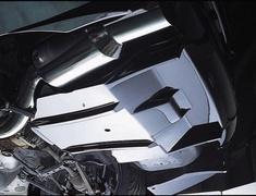 Supra A80 MKIV - JZA80 - Rear Under Diffuser - Construction: FRP - Colour: Unpainted - 20513
