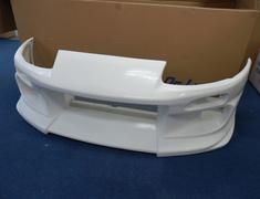 Supra A80 MKIV - JZA80 - Front Bumper Spoiler - Construction: FRP - Colour: Unpainted - 20510