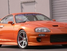 Supra A80 MKIV - JZA80 - Side Diffusers - Left and Right - Construction: FRP - Colour: Unpainted - 20511