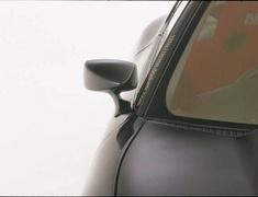 Supra A80 MKIV - JZA80 - Aero Mirrors - Electric - Construction: FRP - Colour: Unpainted - 20516