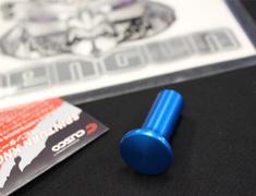 Toyota - Aluminium - Blue - 00B 014 AL