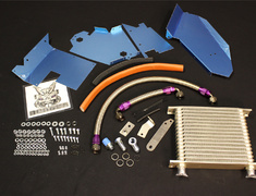EVO X - CZ4A - Mitsubishi - Evo X - CZ4A - Right Bumper - 200x220x48 - 15 Row - RS Unconfirmed - 15004-AM013